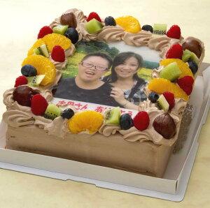 写真をケーキに!!世界にひとつのあなただけのケーキ誕生日ケーキや記念日/パーティに♪【写真...