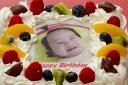 写真をケーキに!!世界にひとつのあなただけのケーキ誕生日ケーキや記念日/お祝い・パーティに...