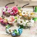 ★3点以上1点680円(税別)★【ヘッドドレス】カチューシャ花冠・ブラ...
