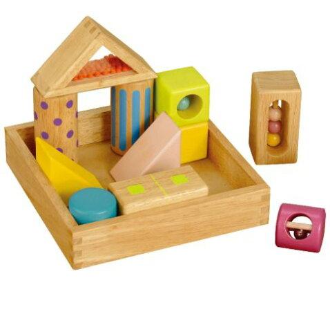 【木製おもちゃ】積み木・音いっぱいつみき(音遊び) 赤ちゃん 子供 沖縄子育て良品