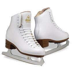 フィギュアスケートスケート靴JACKSON(ジャクソン)アーティストプラスセットYTH白