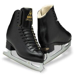 フィギュアスケート スケート靴 JACKSON(ジャクソン) フリースタイル ミラージュ セット 黒