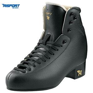 フィギュアスケート スケート靴 RISPORT(リスポート) RF1 ELITE 黒 C幅