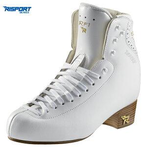 フィギュアスケート スケート靴 RISPORT(リスポート) RF1 ELITE 白 C幅