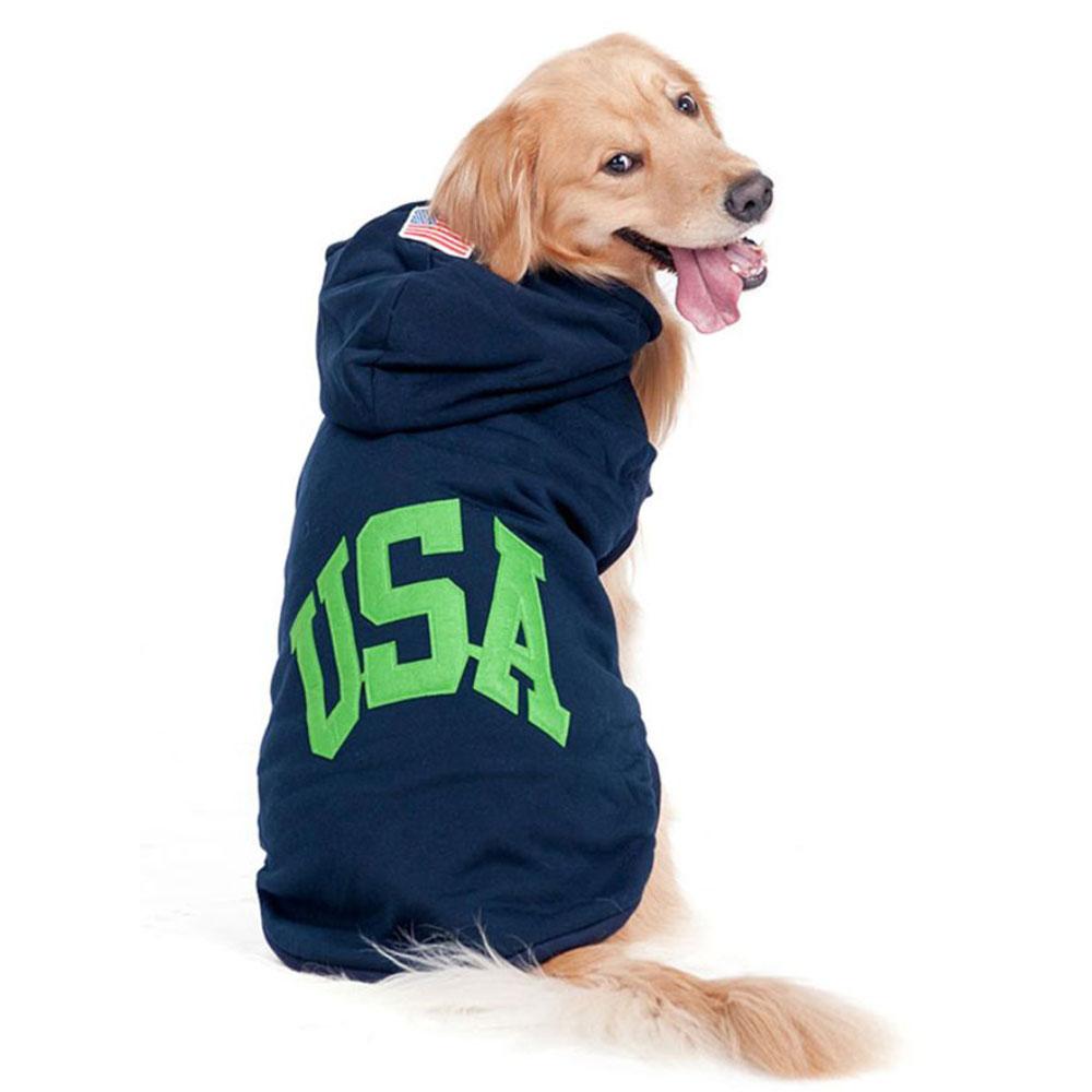 犬 服 大型犬 秋 冬 可愛い 犬用 洋服 中型犬 パーカー おしゃれ ペット服 いぬ ウェア