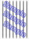 ONE PIECE ワンピース ロロノア・ゾロ(胸) コスプレ用タトゥーシール