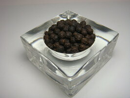 送料無料カンポットペッパー(有機栽培)ブラックペッパーホールラミジップ入り25g【RCP】