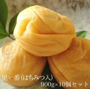 里一番(はちみつ入)900g × 50個セット 【和歌山県産】 【10P03Aug09】