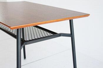 【送料無料】anthemアンセム【ダイニングテーブル】【テーブル】【ダイニング】【ダイニング】【机】【ミッドセンチュリー】【ウォールナット】【デザイン家具】ant-2831