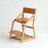 E-Toko 子どもチェア 木製 子供イス 学習椅子 天然木 ダイニング学習 食事椅子 天然木 子供椅子 高さ調整