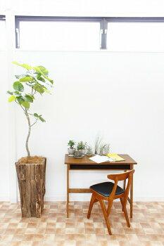 【送料無料】デスク机つくえテーブルhommageオマージュ幅90cmオーク材木製アトリエカフェ一人暮らし木収納リビングかわいい勉強机学生作業台引越し新生活コンパクト省スペース北欧ブラウンプレゼント