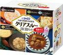 ジャネフ クリアスルー JB 3食セット+間食付き 1箱(大腸内視鏡専用検査食)キューピー