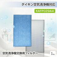ダイキン空気清浄機対応交換用集塵フィルター【KAFP029A4】
