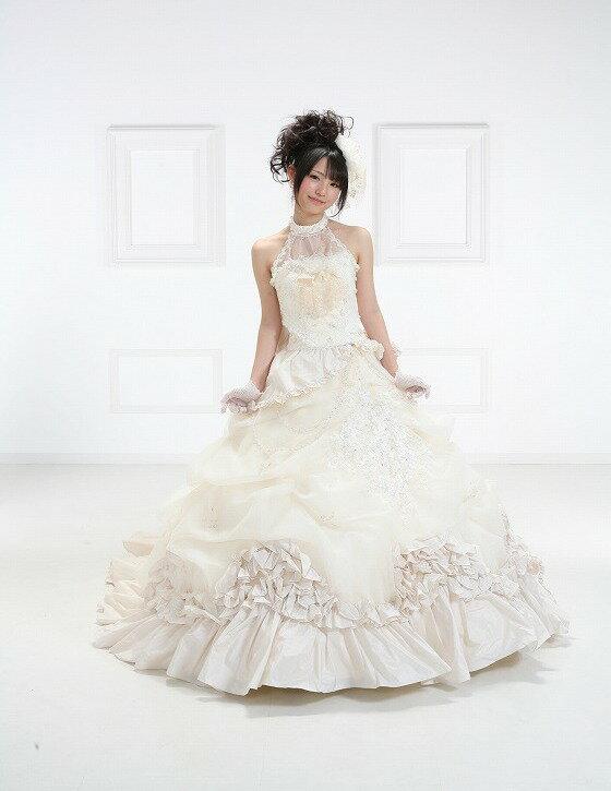 ドレス ウェデイングドレス 送料無料レンタルドレス ドレス結婚式ドレスレンタル レディースドレス花嫁 bck-4