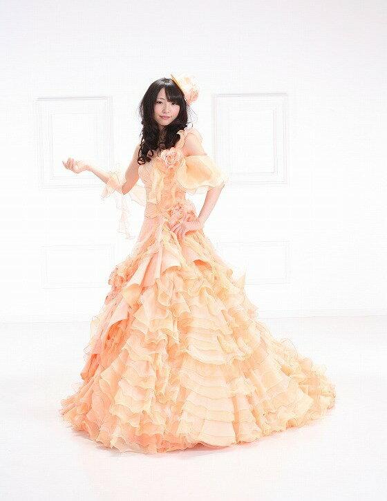 ドレス ウェデイングドレス 送料無料レンタルドレス ドレス結婚式ドレスレンタル カラードレス花嫁 kr-004
