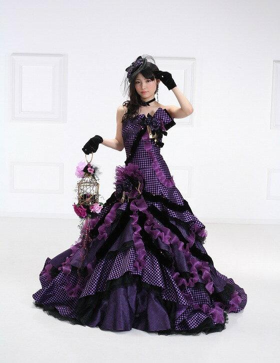 ドレス ウェデイングドレス 送料無料レンタルドレス ドレス結婚式ドレスレンタル カラードレス花嫁 kr-006