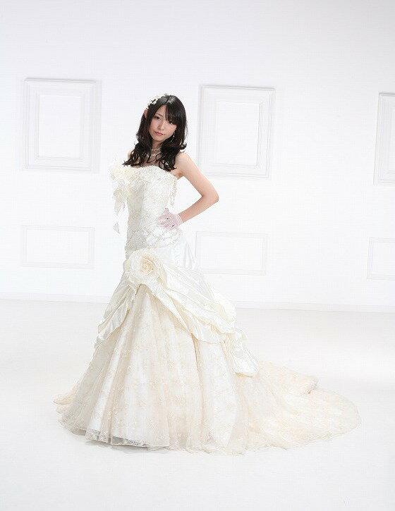 ドレス ウェデイングドレス 送料無料レンタルドレス ドレス結婚式ドレスレンタル レディースドレス花嫁 kr-002