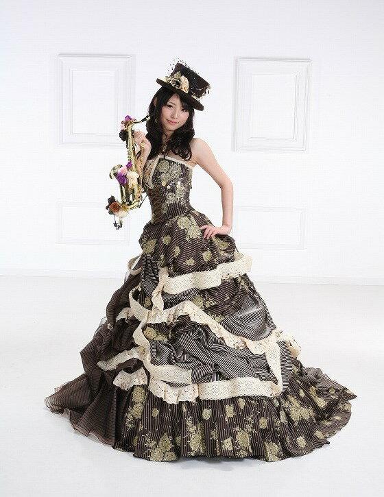 ドレス ウェデイングドレス 送料無料レンタルドレス ドレス結婚式ドレスレンタル カラードレス花嫁 kr-008