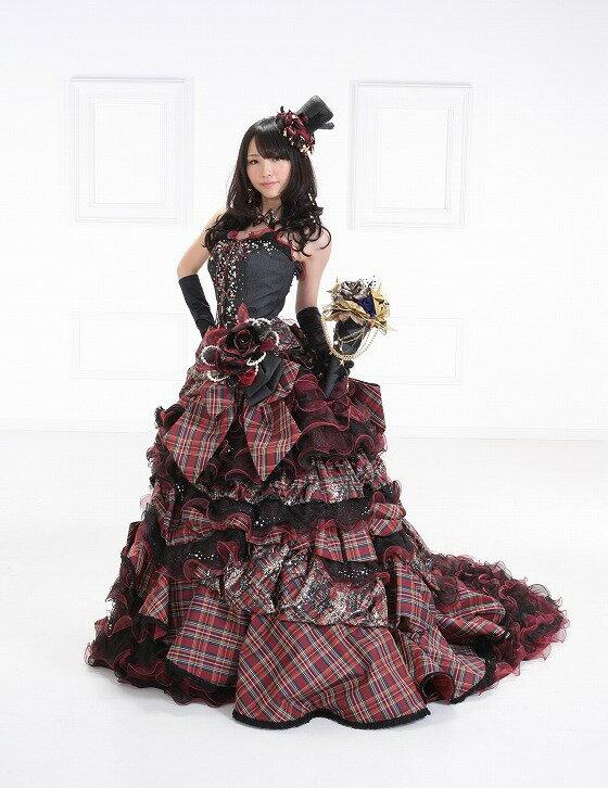 ドレス ウェデイングドレス 送料無料レンタルドレス ドレス結婚式ドレスレンタル カラードレス花嫁 kr-009