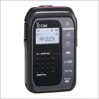 アイコム携帯用デジタルトランシーバーICーDPR30:コトブキ無線CQショップ