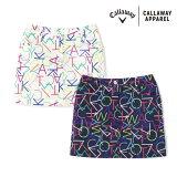 ●2020 S/S Callaway/キャロウェイ ウェア【レディース】スカート 241-0128810