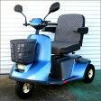 中古 スズキセニアカー ET-3C 2型 2006年式 新品バッテリーに交換済み!(セニアカー/シニアカー/電動カート/電動車いす/ハンドル型電動車いす/車椅子)【訳あり!超特価品※品質保証対象外】【中古】