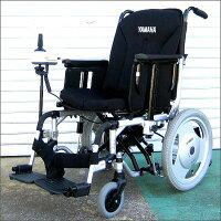 【中古】ヤマハ電動車いすタウニィジョイX2010年式新品バッテリー付き!※発送までに10日程かかります※(車いす/車椅子)【中古】