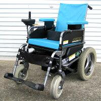 【送料無料】中古スズキモーターチェアMC3000S2012年式新品バッテリーに交換済み!(電動車いす/車椅子/高齢者)【中古】
