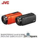 アウトレット JVC EverioR ビデオカメラ 64GB...