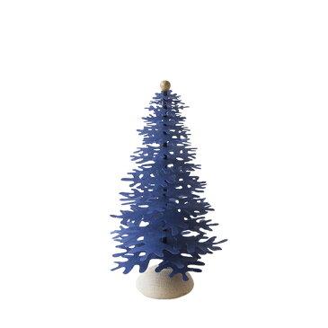 fabulous goose (ファブラスグース)モミの木スタンドkit ダークブルーM / クリスマスツリー 手作り ギフト