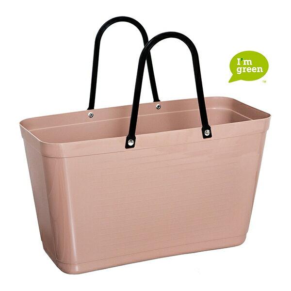 ヒンザ Hinza Vaska Bag バッグ GP L ベージュ / エコバッグ 収納 買い物バッグ バスケット お片付け 北欧 スウェーデン製 究極のエコバッグ