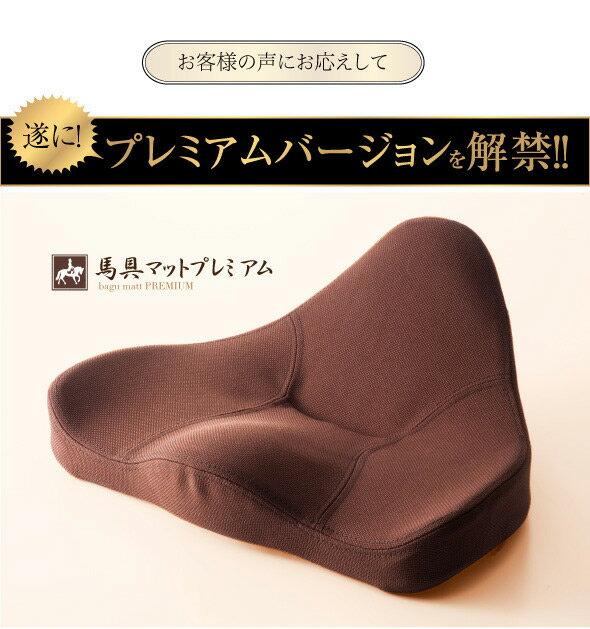 【楽天市場】「馬具マットプレミアム」送料無料【姿勢 腰痛 ...