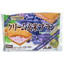 【発T】アサヒフードアンドヘルスケア株式会社バランスアップクリーム玄米ブランブルーベリー72g(2枚×2袋)×48個セット