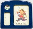 【送料無料】端午の節句 オルゴール付写真立てJI-508 リトルオルゴールフォト 藍※名入れ対象外。