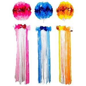 [तनबाता] tf-०५५ फूलों की धूल की गेंद १४० सेमी लंबाई में बहती है कृपया एक रंग चुनें। (पीच / ब्लू / येलो) यह एक स्वैच्छिक अनुभव के साथ एक अनुशंसित स्ट्रीमर है।