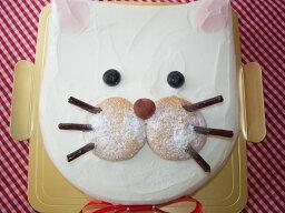 ★★お誕生日やプレゼントに!ニャンコケーキ
