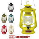 MERCURY (マーキュリー) ハリケーン・ランタン LED 持運び ハンドル付き / 6カラー