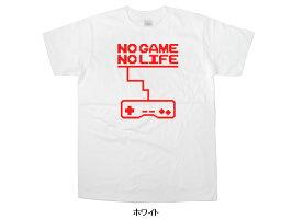 NOGAMENOLIFE(TypeA)おもしろtシャツ半袖おもしろTシャツゲーマーティーシャツ【SPUでP最大8倍】OS17