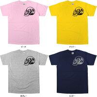 スカル柄のTシャツ1