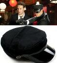 これを着て今すぐあなたもブルース・リーになろう!ブルース・リーレプリカ黒色帽子【中国拳法・カンフー・中国武術・カンフースター】