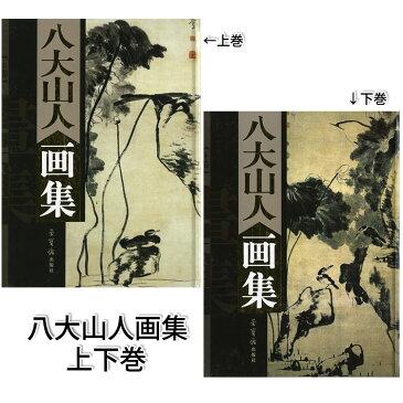 日本画集 / 墨彩画集 / 俳画 / [中国現代名家全集 八大山人画集]