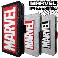 iPhone6S iPhone6S iPhone6S iPhone6 MARVEL 手帳型 ケース マーベル グッズ marvel ロゴ iPhone6S iPhone6s ケース marvel iPhone6S iPhone6s カバー iphone ケース アメコミ グッズ 10P07Nov15