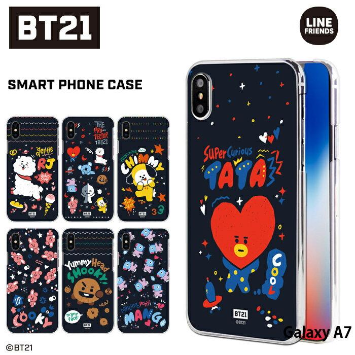 スマートフォン・携帯電話用アクセサリー, ケース・カバー Galaxy A7 SM-A750C a7 galaxya7 BT21 TATA COOKY RJ CHIMMY KOYA MANG SHOOKY VAN