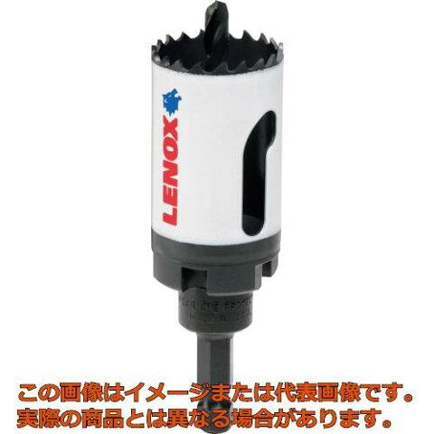 LENOX スピードスロット 軸付 バイメタルホールソー 33mm 5121017