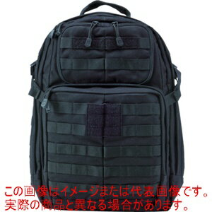 5.11 ラッシュ24 バックパック ブラック 58601019
