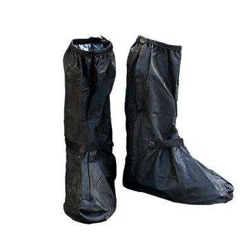 レイン シューズカバー/靴用防水カバー/降雨降雪時の二輪車に/ 防水シューズカバー/雨の日の通勤、通学に/レインシューズ/ネコポス可/