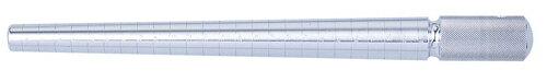 MKS指輪ゲージ棒SV溝ナシ(アルミ製)40040