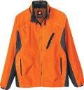 アイトス フードインジャケット オレンジ L 10301-163-L