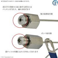日酸TANAKA高圧ガス用連結管CT-S-B2B1-4-1000集合装置向け詳細写真