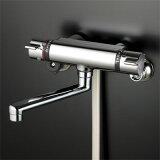 【送料無料】【あす楽】☆KVK サーモスタット式シャワー 混合栓 フルメタル KF800T 【RCP】